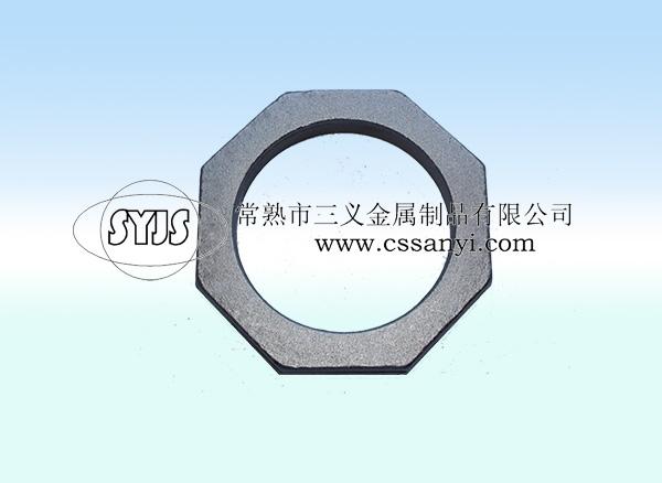 上海八角螺母